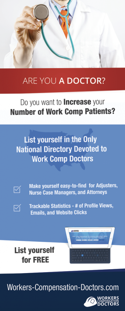 Workers Compensation Marketing for Doctors
