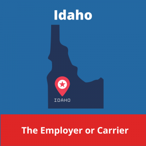 Who chooses the Workers' Compensation Doctor in Idaho
