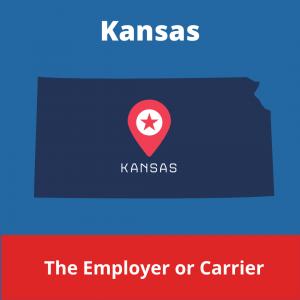 Who chooses the Workers' Compensation Doctor in Kansas