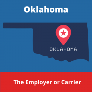 Who chooses the Workers' Compensation Doctor in Oklahoma
